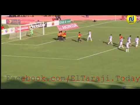 Esperance ST 2 - 0 US Monastir || But Michael Eneramo || Ligue1 21/10/2017