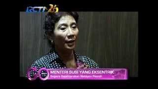 Video Susi Pudjiastuti Menteri Kelautan Yang Eksentrik - Go Spot 29 Oktober 2014 download MP3, 3GP, MP4, WEBM, AVI, FLV November 2018
