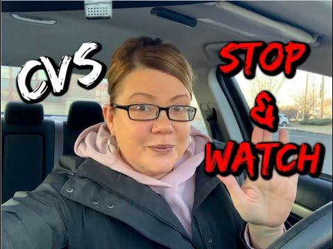 CVS STOP ✋ AND WATCH VIDEO | FREE CANDY & TONS OF SMARTSOURCE COUPONS!