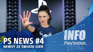 PS News #4: zapowiedź PlayStation 5, Hideo Kojima w Polsce, premiera Concrete Genie