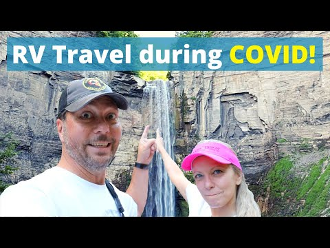Finger Lakes Upstate New York [RV Travel During COVID]