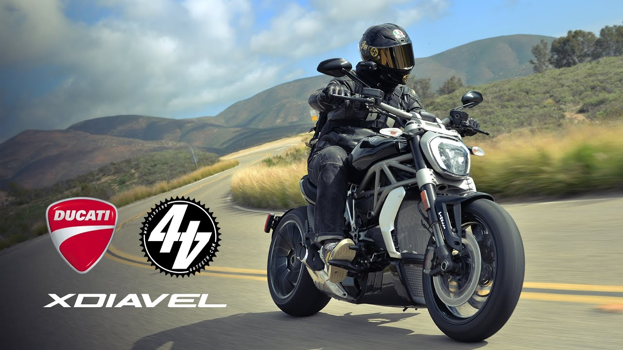 Ducati Xdiavel First Ride Thoughts Youtube