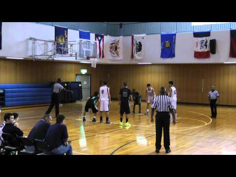 Basketball 2012 -- Morrison Academy vs. Daegu High School (Game 29)