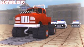 ROBLOX JAILBREAK $1,000,000 MONSTER TRUCK