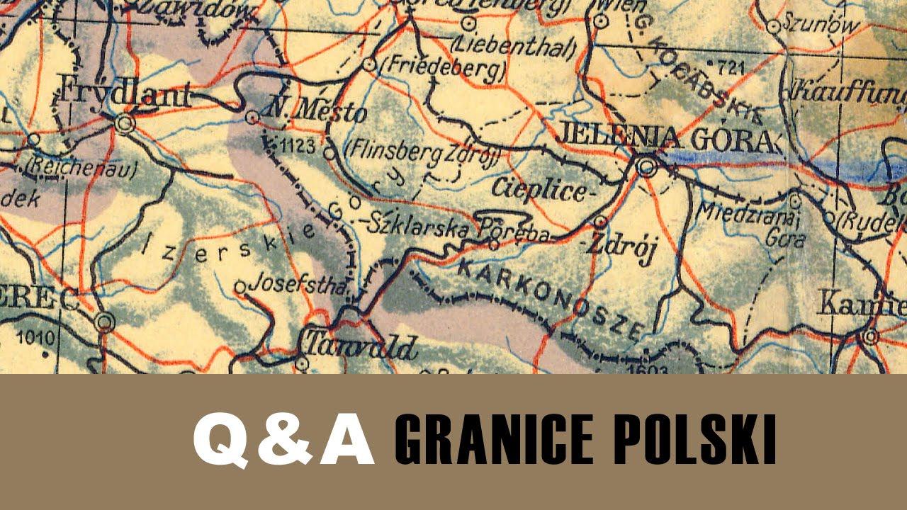 Pytania i odpowiedzi – Zagadka granic Polski