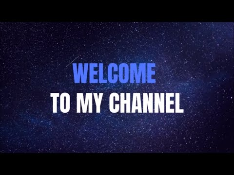 Welcome To My Law Of Attraction Channel
