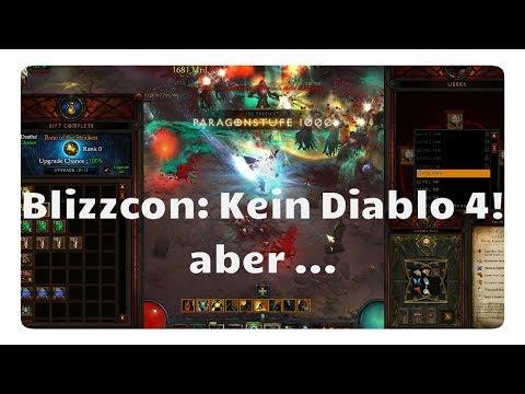 Blizzcon: Kein Diablo 4! (aber...)