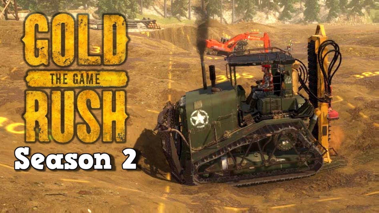 Gold Rush The Game 2