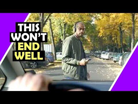 This Won't End Well #Cars #Pedestrians / Hugo Talks #lockdown