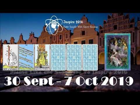 taurus weekly tarot reading october 2019