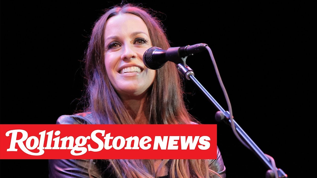 Alanis Morissette Plots 'Jagged Little Pill' Anniversary Tour,  | RS News 12/2/19