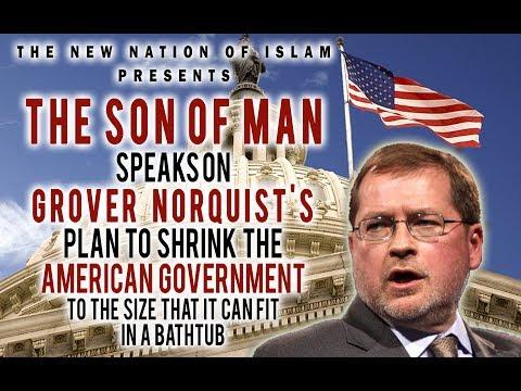 The Son of Man speaks on Grover Norquist: November 3, 2017