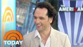 Matthew Rhys Of 'The Americans' Reveals How He First Met Keri Russell | TODAY