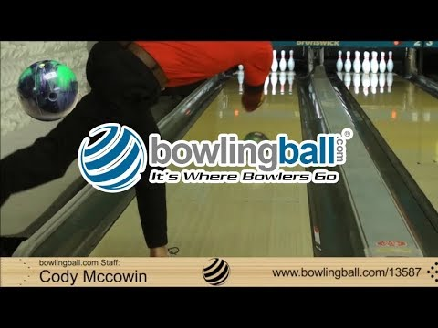 bowlingball.com Storm Intense Bowling Ball Reaction Video Review