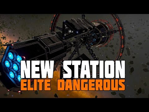 Elite Dangerous - New Station Now at Center of Galaxy - Thargoid Invasion Ramps Up