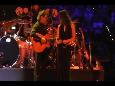 Peter Maffay & Keren Feldman -Sodade Begegnungen(Encounters) tour-show in Kiel Germany May 6th 2007