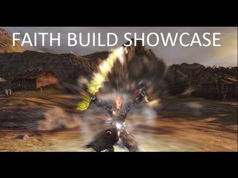 Dark Souls 2: PvP Jumpin's Faith Build Showcase