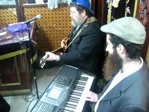 Jamming In The Frankel Congregation-Purim Night 5,771