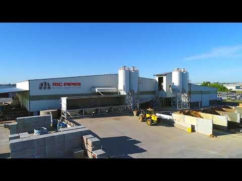 Civilmart MC Pipes Shepparton VIC Aerial Tour