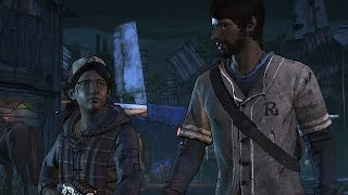 "The Walking Dead: A New Frontier - Episode 1 ""Ties That Bind - Part 1"" Complete Gameplay Walkthrough"