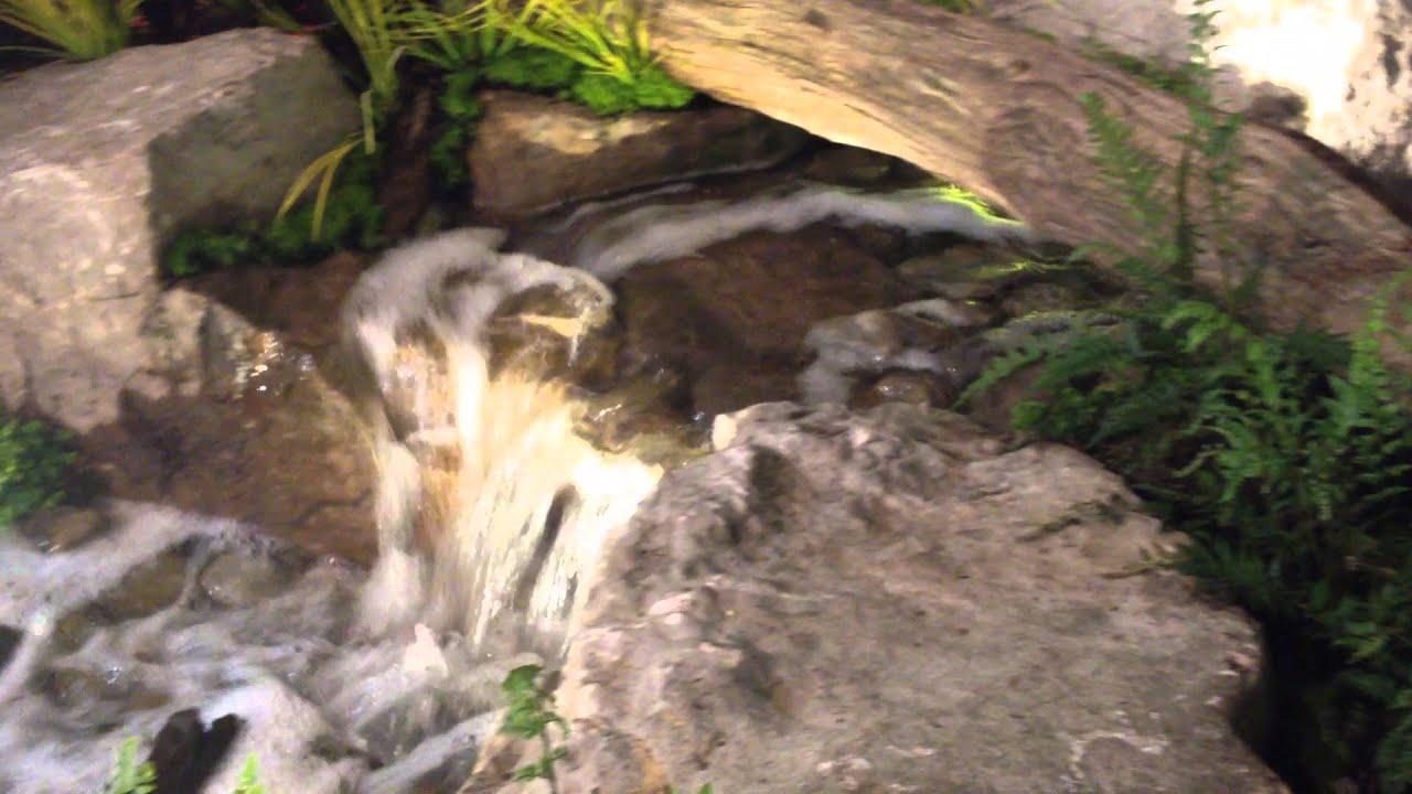 Maryland Pond And Waterfall Ideas Showcase | MD Home U0026 Garden Show |  Baltimore, Maryland   YouTube