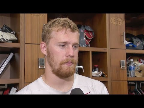 C.J. Beathard: 'Want to Continue to Improve'