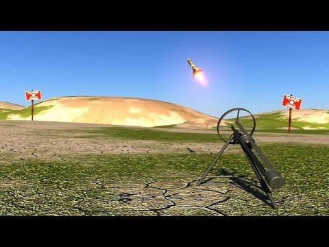 Landmine defeat system