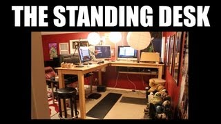 Fptv - My New Standing Desk!