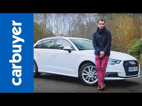 Audi A3 e-tron plug-in 2018 review - Carbuyer