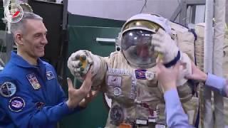 Космонавтика - то, что всех сближает. Визит посла Италии в ЦПК.