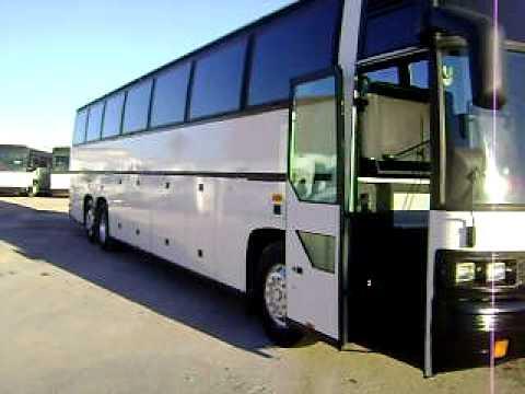 1998 Setra S217 Bus Walk Around Series 60 Detroit
