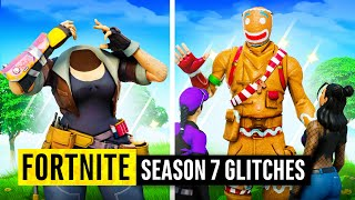 Fortnite | 9 Glitches You Must Try in Season 7