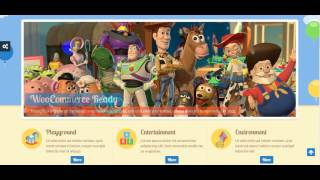 Happy Kids – Children WordPress Theme