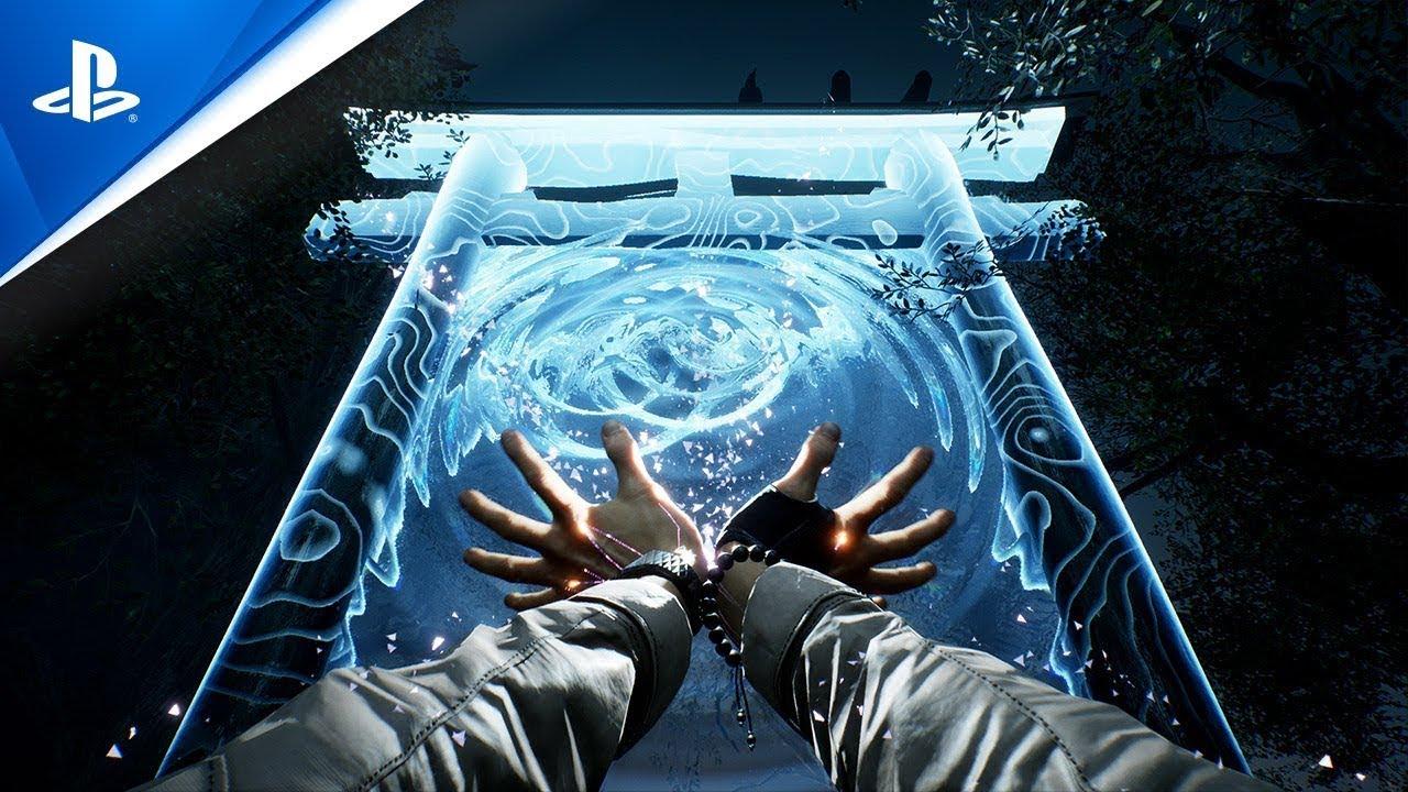 GhostWire: Tokyo – премьерный ролик игрового процесса   PS5
