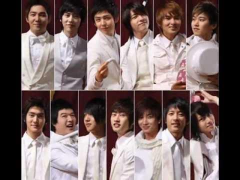 Super Junior  U audio