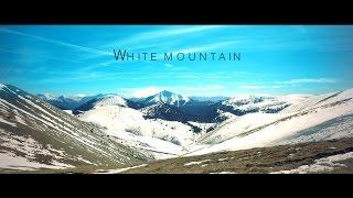 DJI Osmo - Cinematic White Mountain 4K