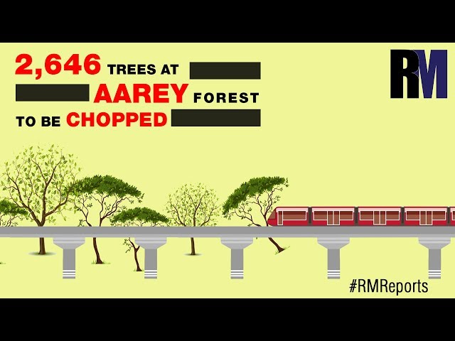 2,646 trees at Aarey forest to be chopped for Metro car shed | Weekly Roundup | RealtyMyths