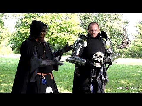 LARP Garb Safety Tips | Live action role-playing game