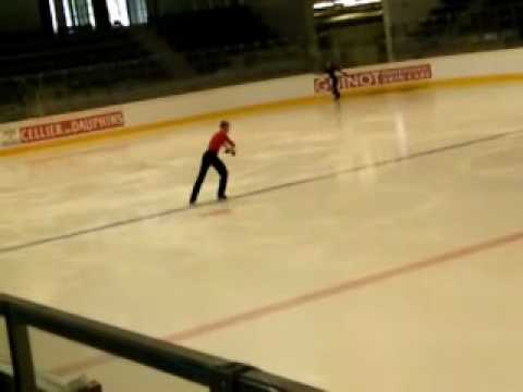 KVDP practice before WC 2010