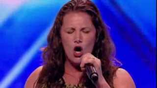 The X Factor UK 2013 - Sam Bailey sings Who