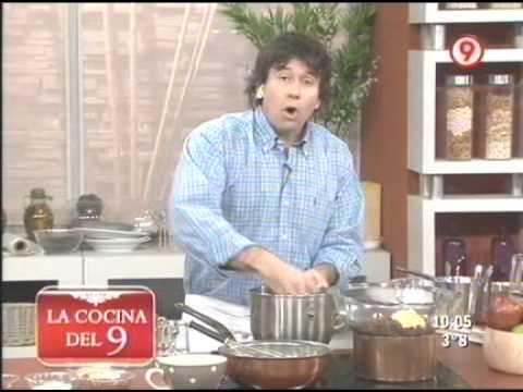 Torta de mousse de chocolate y naranjas confitadas 1 de for Cocina 9 ariel rodriguez palacios facebook
