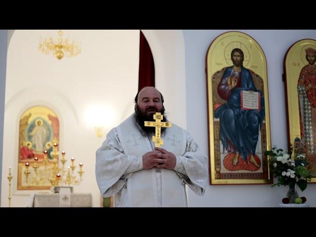 Проповедь епископа Наро-Фоминского Парамона в воскресный день 22.08.2021