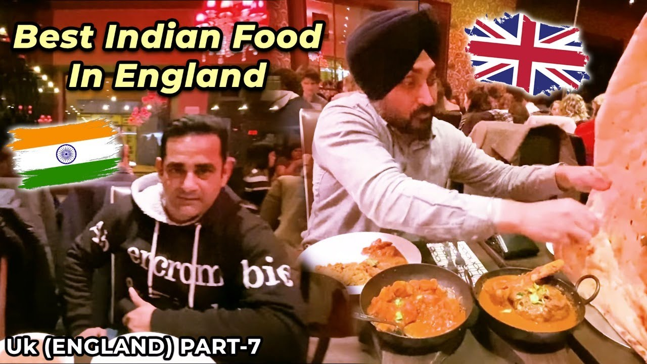 Indian food in England | beautiful Countryside of England | Travelling mantra