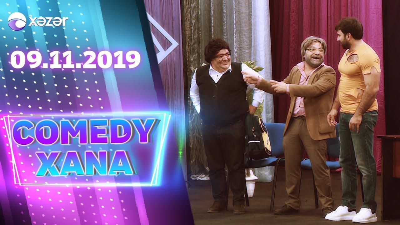 Comedyxana 4-cü  Bölüm 09.11.2019