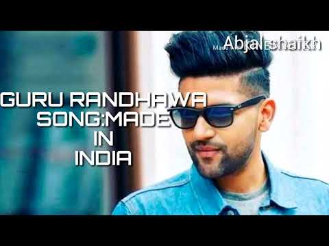 guru-randhawa-/-made-in-india-lyrics-/-feat-abjal-creation