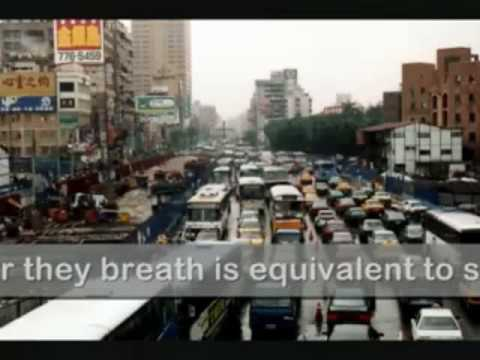 Air Pollution Causes, Effects And Solutions!