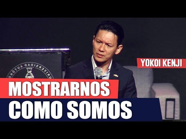 MOSTRARNOS COMO SOMOS | YOKOI KENJI