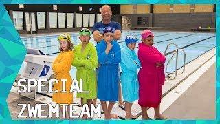 Het Zwemteam gaat afzwemmen! | ZAPPSPORT