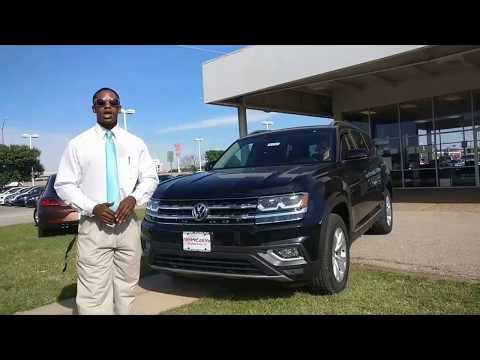 New 2018 VW Atlas!! Pt. 2