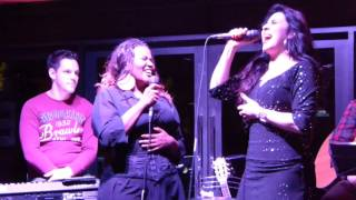 Kelly Moore e Vanessa Jackson - His Eye Is On The Sparrow | Vermont Itaim (29-10-15) LEH SANUTY